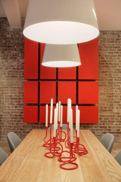 Dietz Lantern2 by Ghislaine Vinas Interior Design