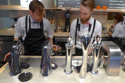 Gotan baristas