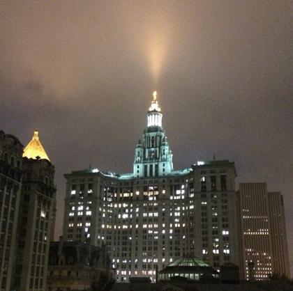 Municipal Building instagram by Tribeca Citizen