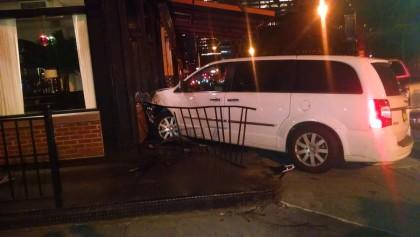 Roc car crash courtesy Rocco Cadolini