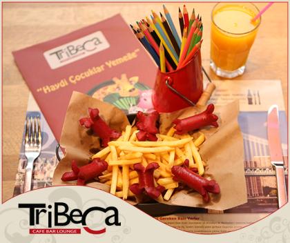 Tribeca Cafe Istanbul