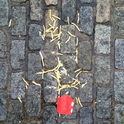 fries instagram by Tribeca Citizen