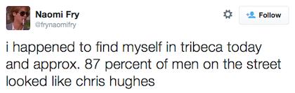 tweet chris hughes