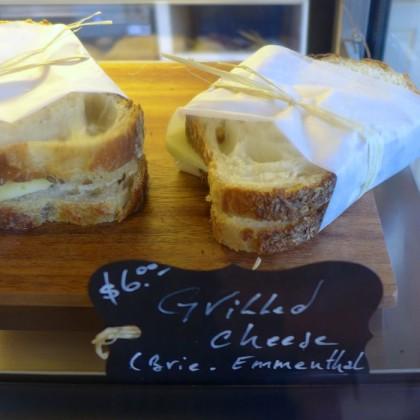 Cafe Bari sandwiches