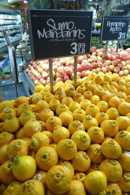 sumo mandarins at whole foods