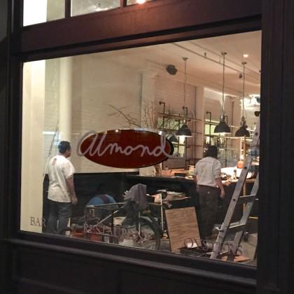 Almond window