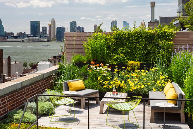 Tribeca Citizen Loft Peeping Indoor Outdoor Penthouse