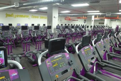 Planet Fitness cardio