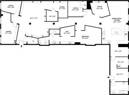 old 474 Greenwich floor plan