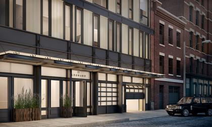 15 Leonard street level rendering