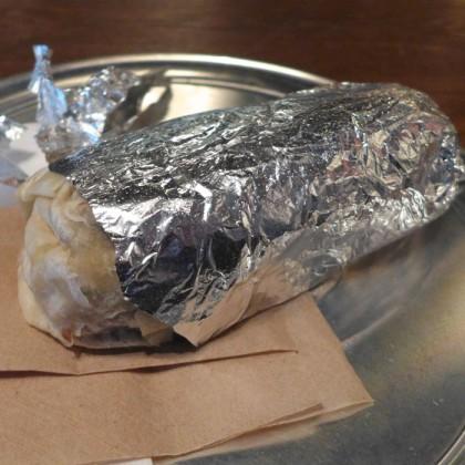 El Vez Burrito burrito