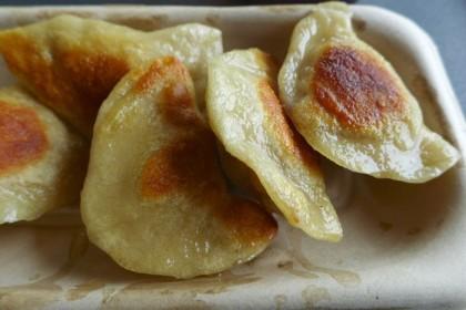 Northern Eats pork dumplings