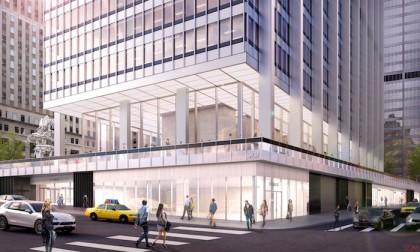 One Chase ManhattanPlaza NE corner rendering