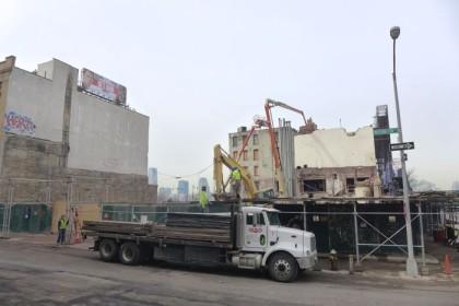 northwest demolition for 268 West