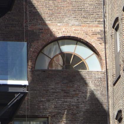 where in tribeca half-circle window 31315