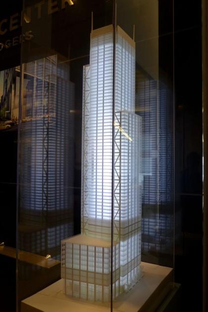 3 World Trade Center model3