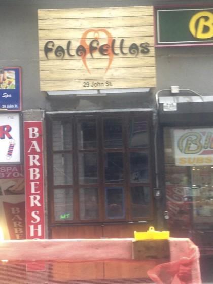 Falafellas by MM De Voe