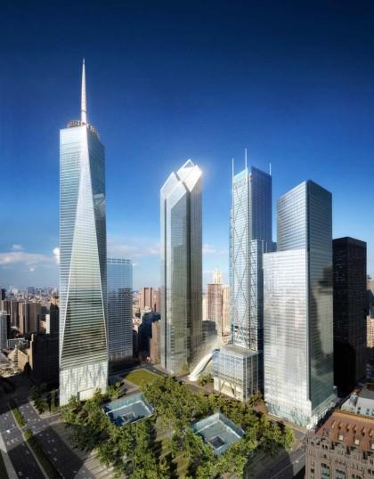 World Trade Center rendering