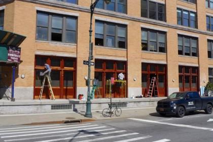 Wyeth storefront
