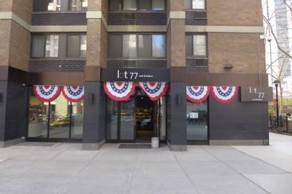 lot 77 facade