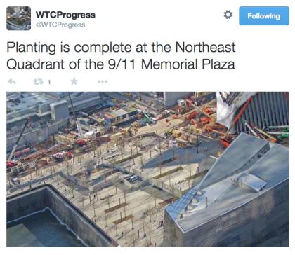 tweet northeast 91 memorial