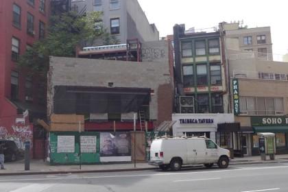 11 Sixth Ave and Tribeca Tavern