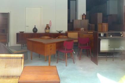 52 Laight furniture