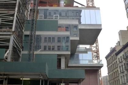 56 Leonard lower floors