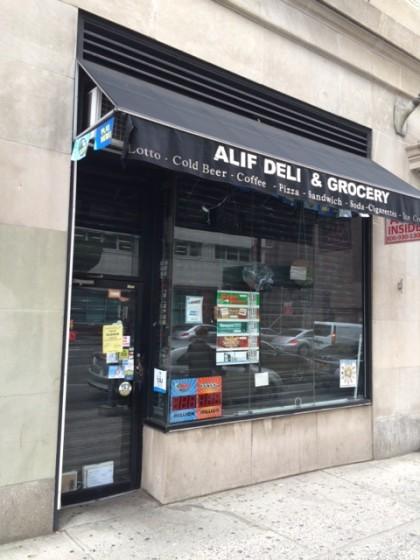 Alif Deli