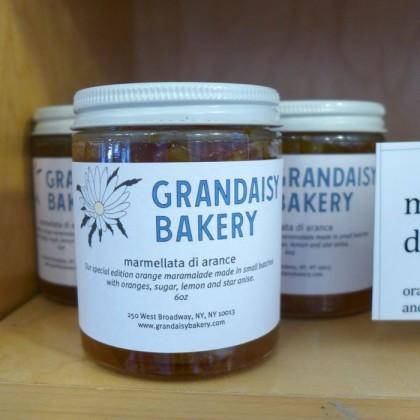 Grandaisy Bakery marmalade