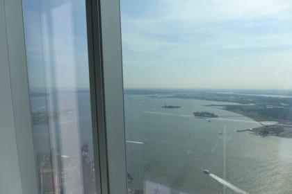 One World Observatory 101 window