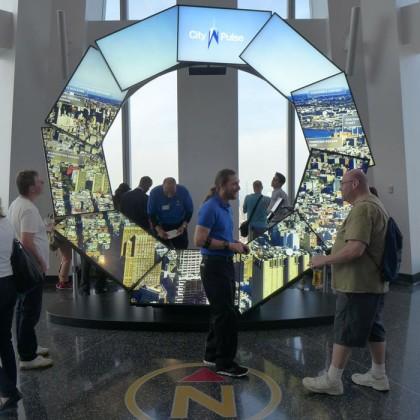 One World Observatory City Pulse