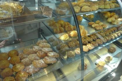 One World Observatory baked goods