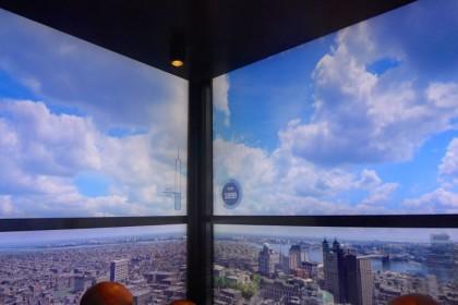 One World Observatory elevator up