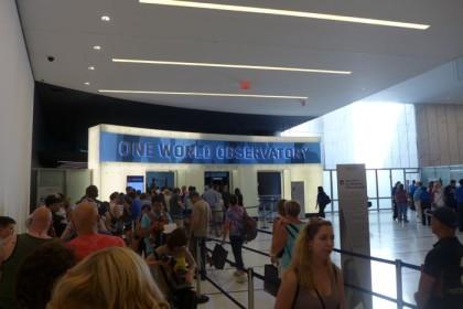 One World Observatory lower entrance