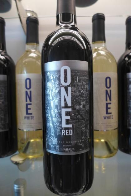 One World Observatory wine