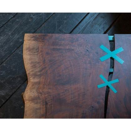 Uhuru stitched coffee table