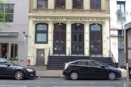 White Street restaurant