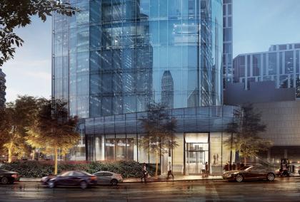 11 Murray street rendering