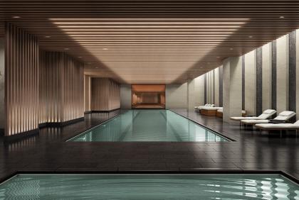 111 Murray pool rendering