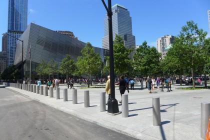 911 memorial final corner