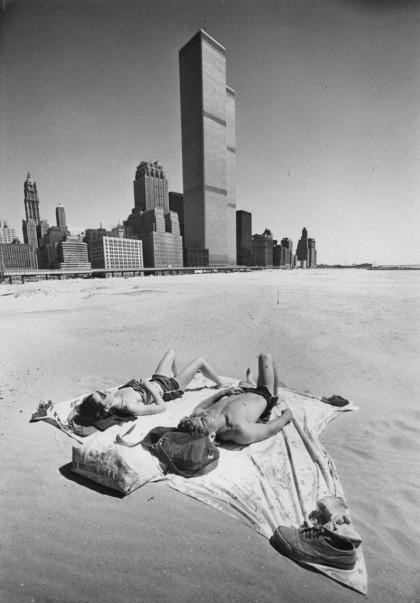 Dunes2 Battery Park City 1970s via NYPD1Pct