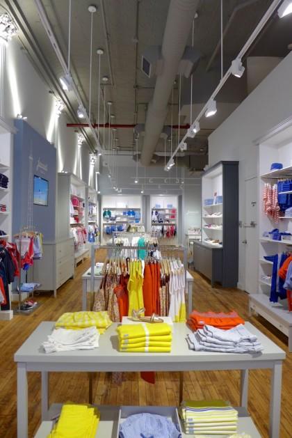 Jacadi Tribeca store