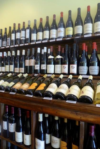 Vin des Amis wine