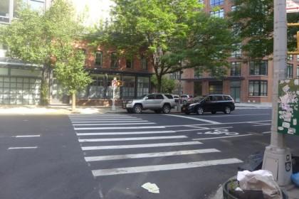 White Street illegal turn4