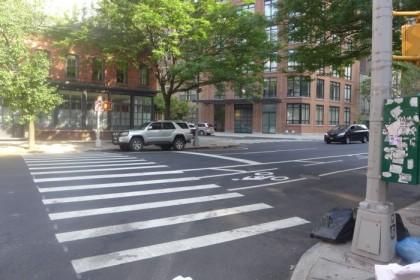 White Street illegal turn5