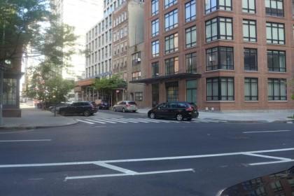 White Street illegal turn6