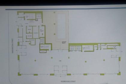 456 Greenwich ground floor plan