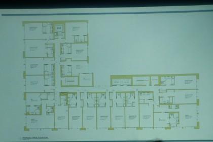 456 Greenwich guest room floor