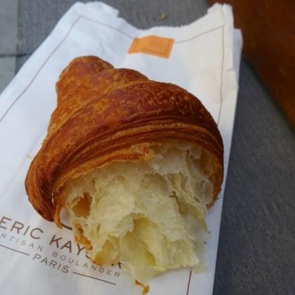 Maison Kayser Tribeca croissant
